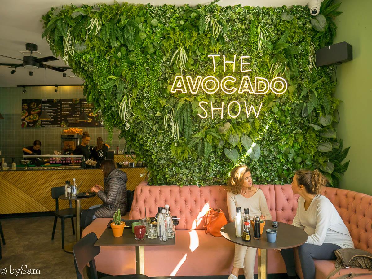 The Avocado Show Boutique Amsterdam Zuid vega vegan