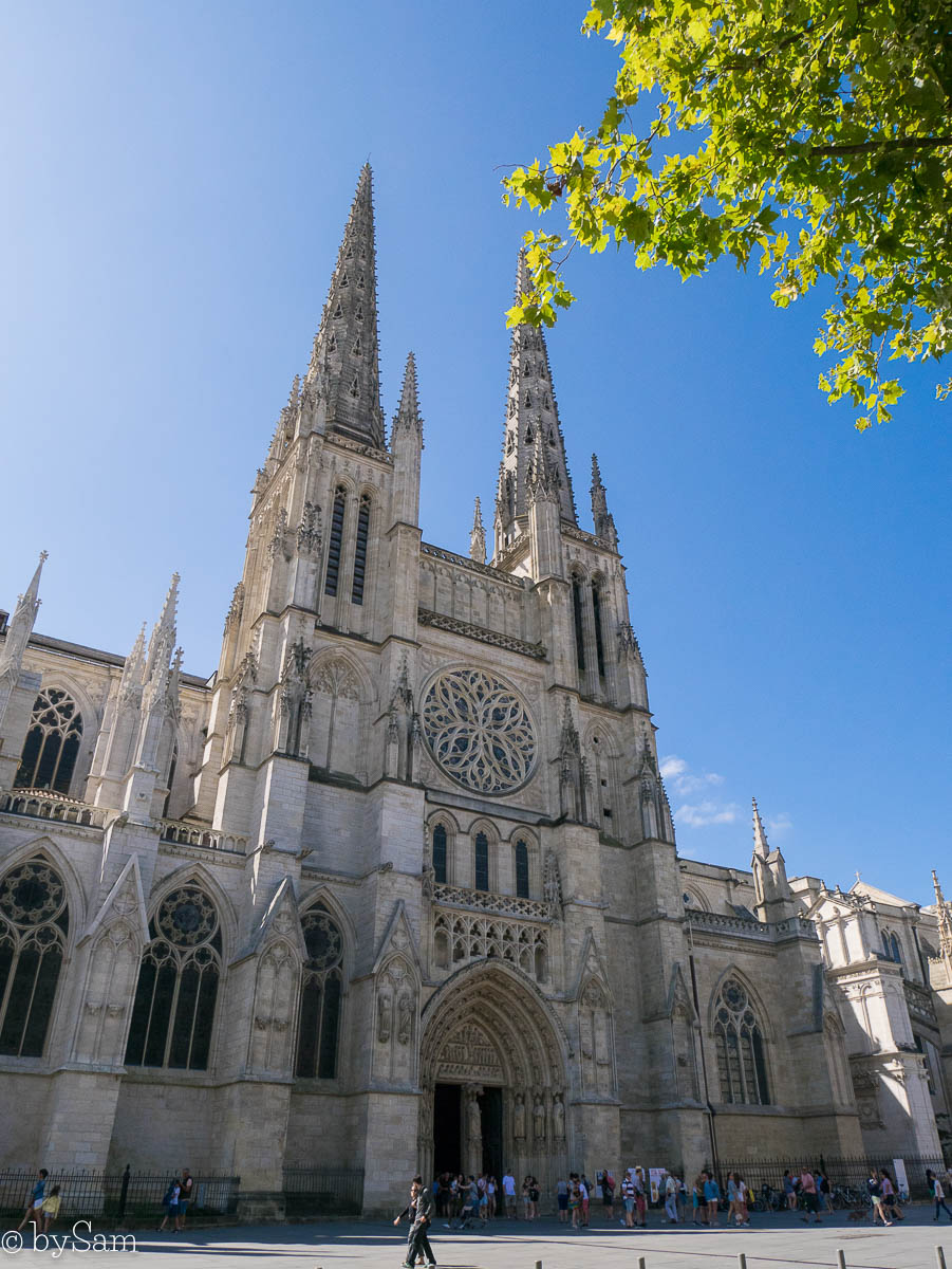 Bordeaux vakantie stedentrip Frankrijk