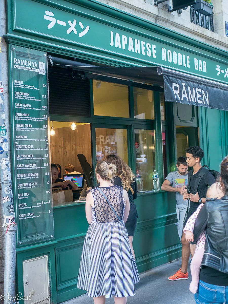 Japanese Noodle Bar Bordeaux