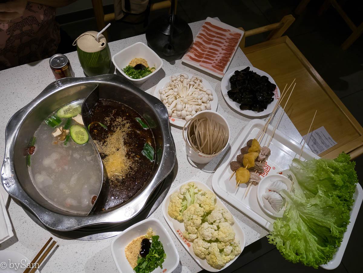 Yuan's Hot Pot restaurant Amsterdam fondue chinees