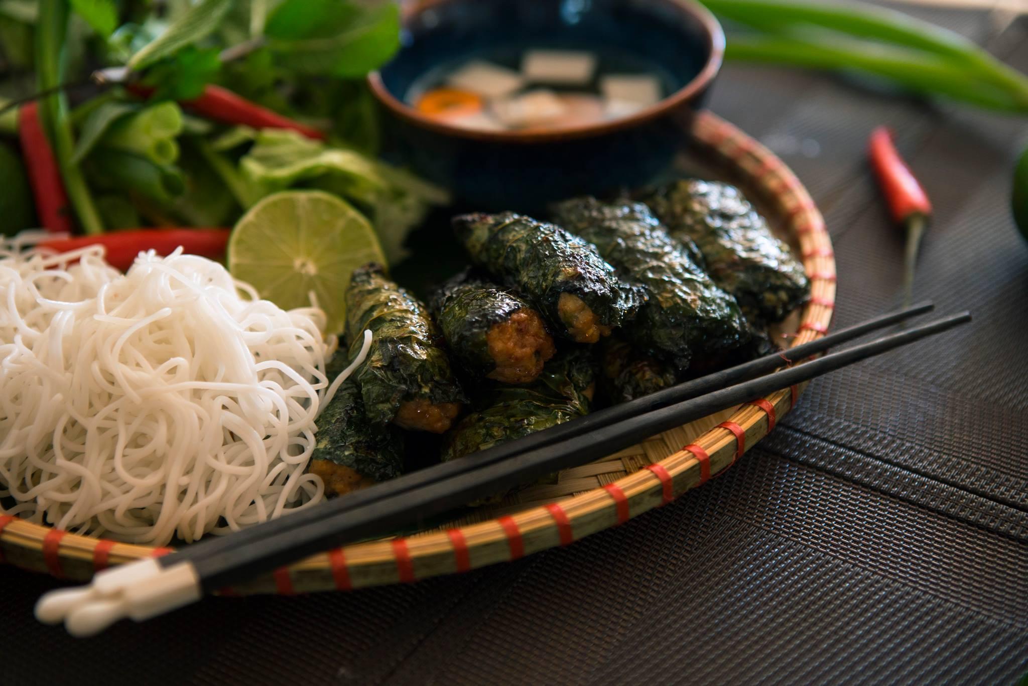 Vietnamees restaurant Hanoi Old Quarter Amsterdam Centrum