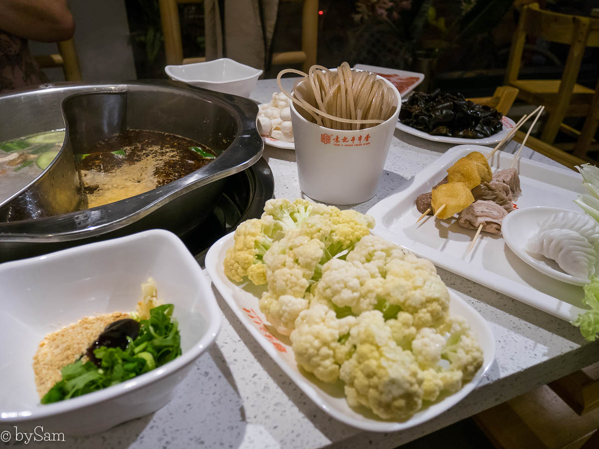 Yuan's Hot Pot fondue restaurant
