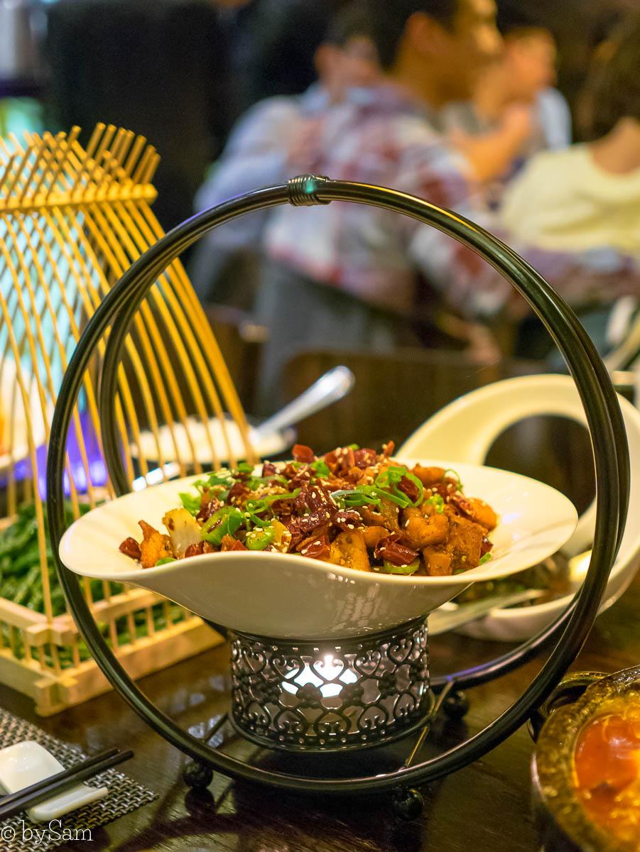 Chinees restaurant FuLu Mandarijn Amsterdam Rokin