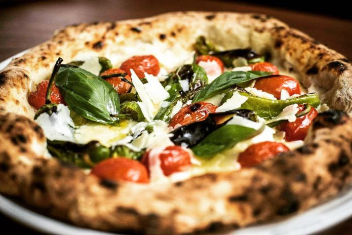nNea Pizza Napolitaanse pizza Amsterdam