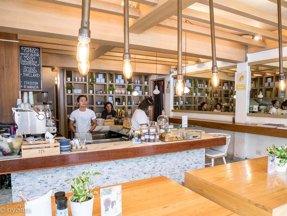 Rocket Coffee Bar Bangkok