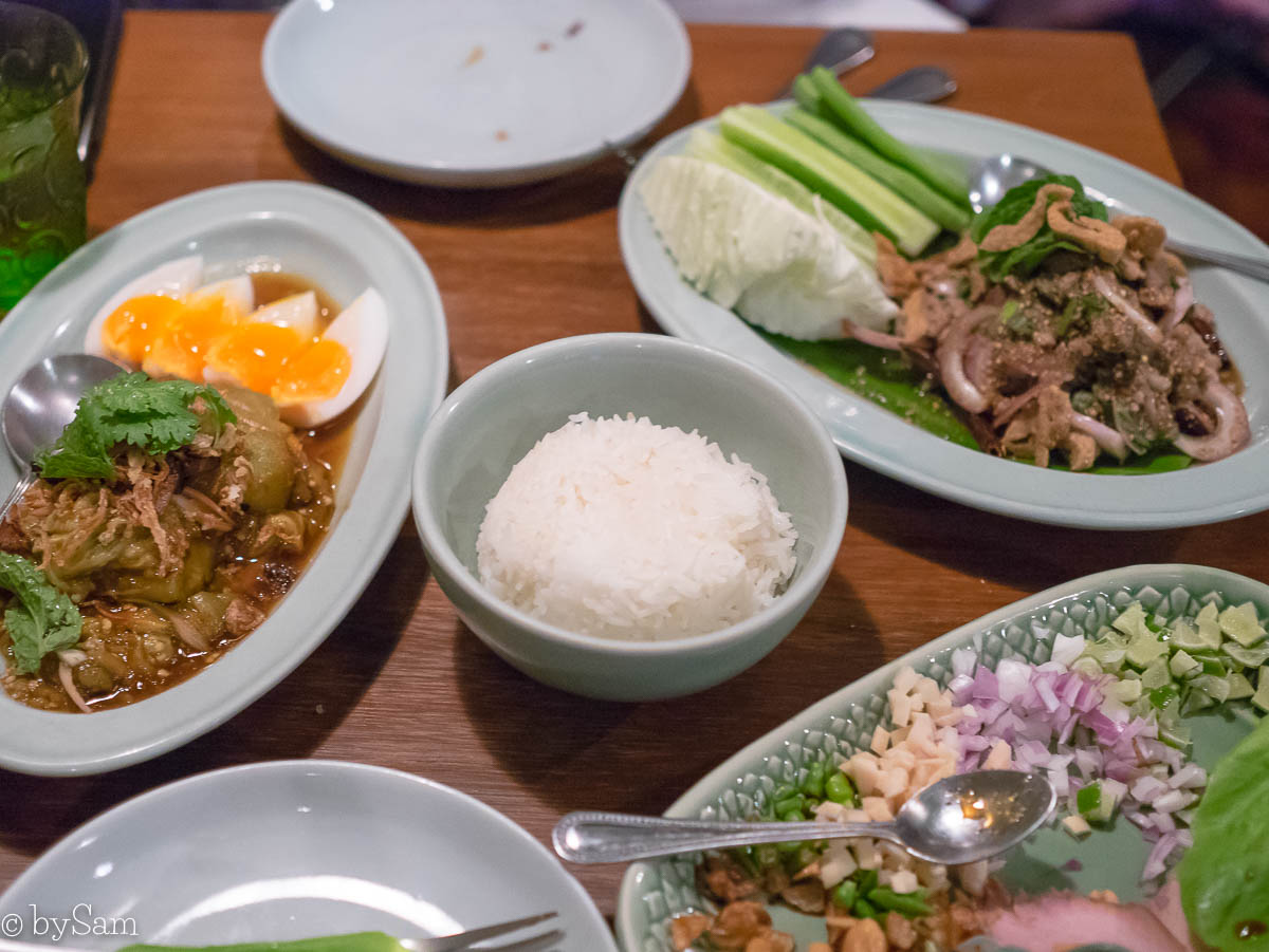 Soul Food Bangkok restaurant