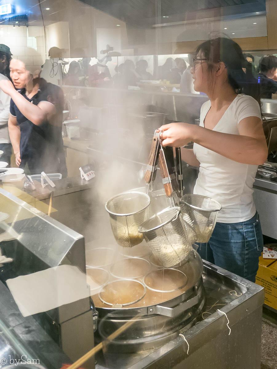 Tensai Ramen Festival Rotterdam noodles