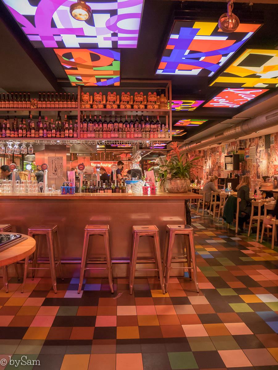 Restaurant Happyhappyjoyjoy Zuid Amsterdam